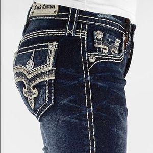 Rock Revival Janelle Skinny Stretch Jeans